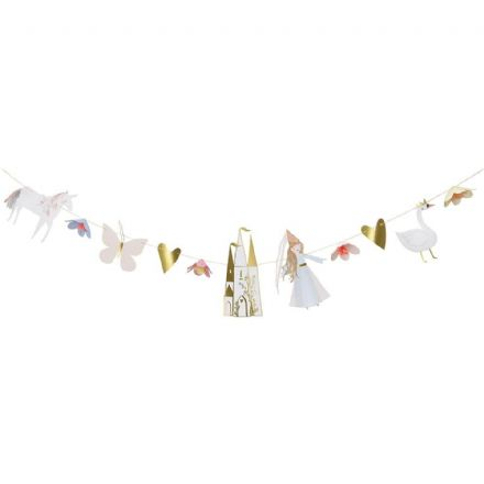 Meri Meri Princess & Unicorn Garland